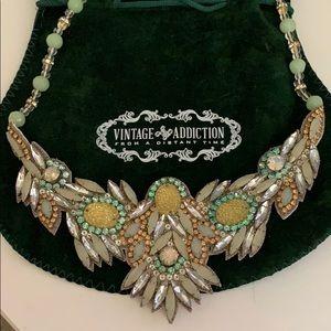Vintage Addiction necklace!
